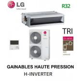 LG GAINABLE Haute pression statique H-INVERTER UM48FH.N30 - UUD3.U30