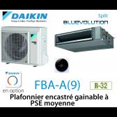 Daikin Plafonnier encastré gainable à PSE moyenne FBA35A9