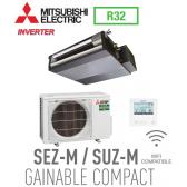 Mitsubishi GAINABLE COMPACT modèle SEZ-M35DA