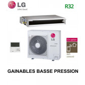LG GAINABLE Basse pression statique CL24R.N30 - UU24WR.U40