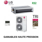 LG GAINABLE Haute pression statique UM42R.N20 - UU43WR.U30