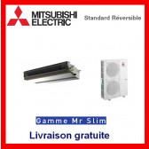 Gainable Extra plat Réversible Mr Slim - Mitsubishi - PEH-RP100JA