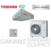Toshiba Gainable BTP standard compact Digital inverter RAV-RM1401BTP-E monophasé