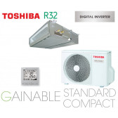 Toshiba Gainable BTP standard compact Digital inverter RAV-RM561BTP-E