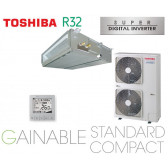 Toshiba Gainable BTP standard compact Super Digital inverter RAV-RM1401BTP-E