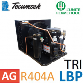 Groupe de condensation Tecumseh TAGT2516ZBR - R404A, R449A, R407A, R452A
