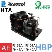 Groupe de condensation Tecumseh AET4460ZHR - R452A / R404A / R448A / R449A