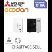 Ecodan 11 CHAUFFAGE SEUL EHSC-VM2D + PUHZ-SW100VAA