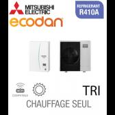 Ecodan 11 CHAUFFAGE SEUL EHSC-VM2D + PUHZ-SW100YAA