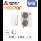 Ecodan 16 CHAUFFAGE SEUL EHSC-VM2D + PUHZ-SW120VHA