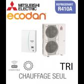 Ecodan 16 CHAUFFAGE SEUL EHSC-VM2D + PUHZ-SW120YHA
