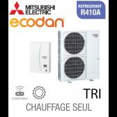 Ecodan 22 CHAUFFAGE SEUL EHSE-YM9ED + PUHZ-SW160YKA