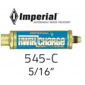 "Válvula anti retorno ""Imperial"" Kwik Charge 545-C  para R410"