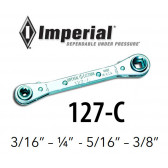 Chave catraca imperial 127 C