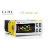 """Régulateur électronique pour froid, chaud, humidité et pression - IR33 universel de """"Carel"""""""