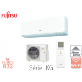 Fujitsu mural DC inverter Série KG ASYG 9 KG