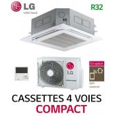 LG Cassette 4 voies COMPACT CT24F.NB0 - UUB1.U20