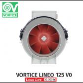 Centrífugas modelo fã VORTICE Lineo 125 VO