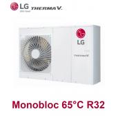 Pompe à Chaleur THERMA V Monobloc 65°C - HM051M.U43 - R32