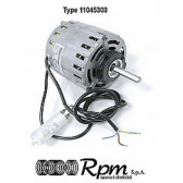 Moteur simple arbre court de RPM code 11045300