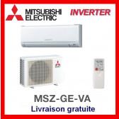 Mural réversible Inverter Mitsubishi MSZ-GE25VA