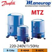 Compresseur Danfoss - Maneurop MTZ 22-5VI