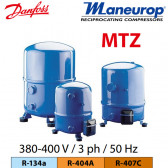 Compresseur Danfoss - Maneurop MTZ 100-4VI