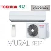 Toshiba Mural KRTP Super Digital Inverter RAV-RM801KRTP-E