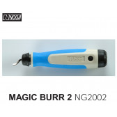 Ebavureur MAGIC BURR 2 - NG2002 de NOGA