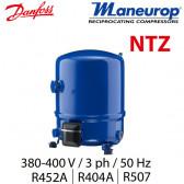 Compresseur Danfoss - Maneurop NTZ 068-4