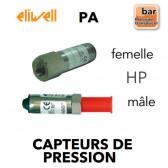 Transmetteur de pression HP - PA 030-F de Eliwell