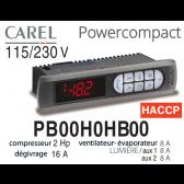 Régulateur Power Compact PB00H0HB00 de Carel
