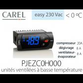 Régulateur Easy PJEZC0H000 de Carel