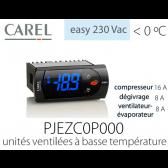 Régulateur Easy PJEZC0P000 de Carel