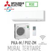 Mitsubishi MURAL TERTIAIRE modèle PKZ-ZM71KAL
