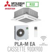 Mitsubishi CASSETTE 4 VOIES 900X900 modèle PLSZ-M50EA