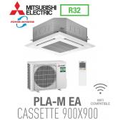 Mitsubishi CASSETTE 4 VOIES 900X900 modèle PLZ-ZM50EA