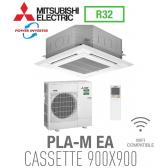 Mitsubishi CASSETTE 4 VOIES 900X900 modèle PLZ-ZM60EA