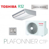 Toshiba Plafonnier CTP Digital Inverter RAV-RM401CTP-E