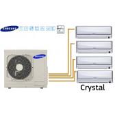 Samsung CRYSTAL Quad Dividir AJ080FCJ4EH + 3 + 1 MH020FAEA MH026FAEA