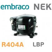 Compresseur Aspera – Embraco NEK2130GK - R404A, R449A, R407A, R452A