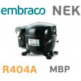 Compresseur Aspera – Embraco NEK6210GK - R404A