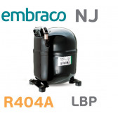 Compresseur Aspera – Embraco NJ2212GK - À TUBE- R404A, R449A, R407A, R452A