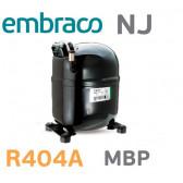 Compresseur Aspera – Embraco NJ9226GK - À TUBE- R404A
