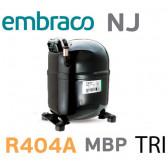 Compresseur Aspera – Embraco NJ9238GS - R404A, R449A, R407A, R452A