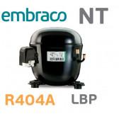 Compresseur Aspera – Embraco NT2180GK - R404A, R449A, R407A, R452A