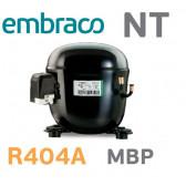 Compresseur Aspera – Embraco NT6226GK - R404A