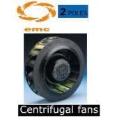 Ventilateur centrifuge de EMC RB2C-190/060 K010 l