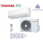 Toshiba Mural SHORAI + RAS-B22J2KVSG-E