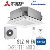 Cassette 4 voies 600x600 Mistubishi SLZ-M50FA